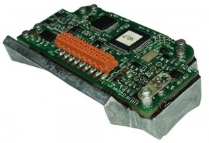 casted aluminum housing with PCB and optics (1)